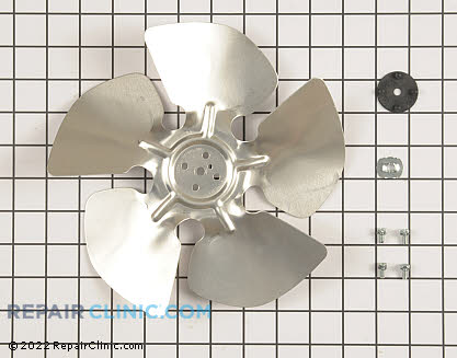 Fan Blade 5303211858 Main Product View