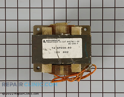 High Voltage Transformer 74001040 Main Product View