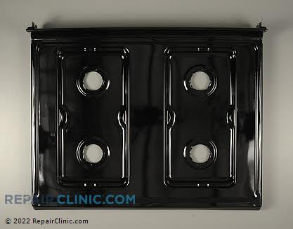 Metal Cooktop 2001M101-09     Main Product View