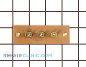 Terminal Block - Part # 704917 Mfg Part # 7401P041-60