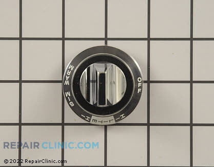 Control Knob 7711P150-60 Main Product View