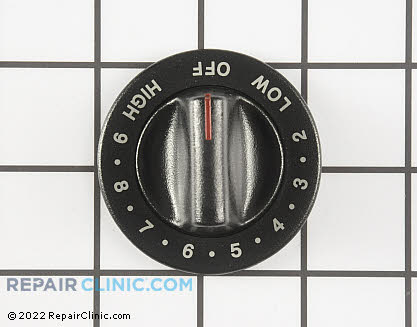 Control Knob 7737P026-60     Main Product View