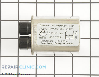 High Voltage Capacitor 815074 Main Product View