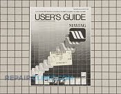 Manuals, Care Guides & Literature - Part # 724297 Mfg Part # 8111P017-60