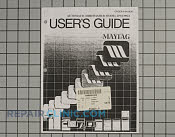 Manuals, Care Guides & Literature - Part # 740257 Mfg Part # 913030