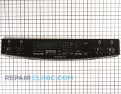 Touchpad and Control Panel - Part # 748046 Mfg Part # 9751895