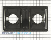 Burner Drip Pan - Part # 754639 Mfg Part # 26166BP