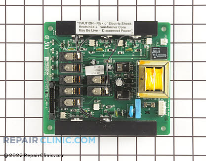 Relay Board 62062 Main Product View