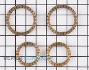 Surface Burner Ring - Part # 756362 Mfg Part # 82953