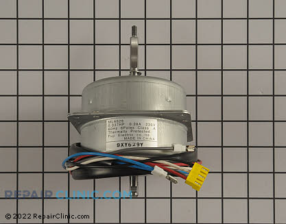 Fan Motor WP94X10007 Main Product View