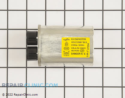 High Voltage Capacitor 56001357 Main Product View