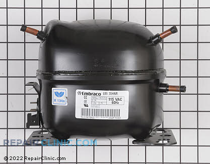 Compressor W10170276       Main Product View