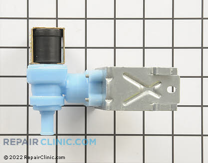 Water inlet valve 9744468 order now for same day shipping 365 day return policy - Kitchenaid dishwasher fill valve ...