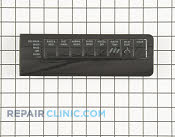 Control  Panel - Part # 877061 Mfg Part # WD34X10240