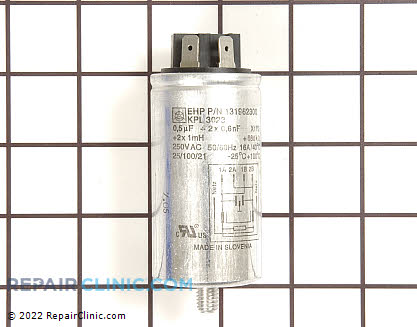 Capacitor WH12X10162 Main Product View