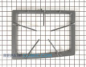 Burner Grate - Part # 895376 Mfg Part # 74006010