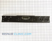 Touchpad and Control Panel - Part # 895122 Mfg Part # 74005739