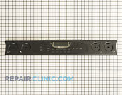 Touchpad and Control Panel - Part # 895128 Mfg Part # 74005745