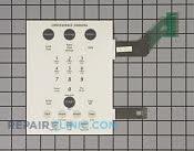 Control  Panel - Part # 948740 Mfg Part # 5304430282