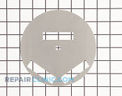 Fan Blade - Part # 1913609 Mfg Part # FFANB009MRK0