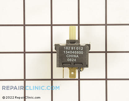 Heat Selector Switch 134046800 Main Product View