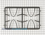 Burner Grate - Part # 911379 Mfg Part # WB31T10047