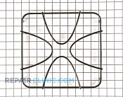 Burner Grate - Part # 911385 Mfg Part # WB31T10053
