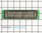 Control Board - Part # 875433 Mfg Part # WB27X10431
