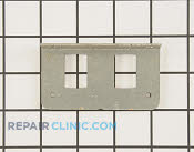 Bracket - Part # 912798 Mfg Part # WR02X10656