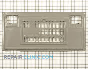 Glass Tray, Coupler & Support Roller - Part # 915961 Mfg Part # R0130626