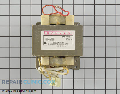 High Voltage Transformer R0130620 Main Product View