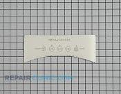 Dispenser Front Panel - Part # 937194 Mfg Part # 240323906