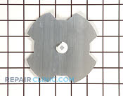 Blower Wheel & Fan Blade - Part # 939694 Mfg Part # 8184753