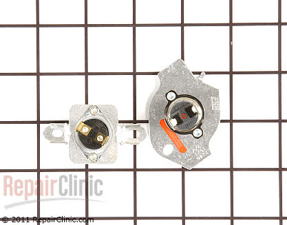 Thermal Cut Out Fuse Kit W10480709 Main Product View