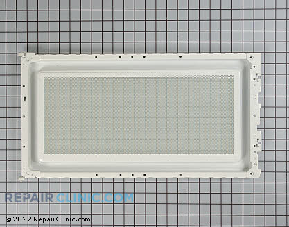 Microwave Oven Door WB55X10534 Main Product View