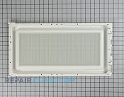 Microwave Oven Door - Part # 943105 Mfg Part # WB55X10534