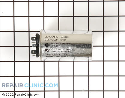 Capacitor WJ20X10058 Main Product View