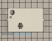 Grille & Kickplate - Part # 944985 Mfg Part # WR02X11317