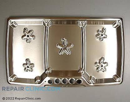 Metal Cooktop 00238435 Main Product View