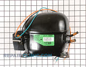 Compressor - Part # 2313823 Mfg Part # WR87X10079