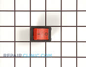 Rocker Switch - Part # 963857 Mfg Part # WB24X10111
