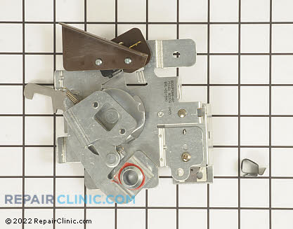 Door Latch 12001942 Main Product View