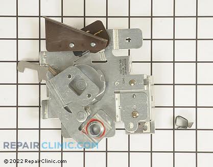 Door Latch 12001942 Main Product View