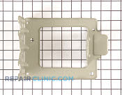 Bracket & Flange - Part # 1002878 Mfg Part # 33002817