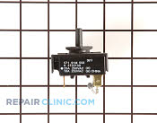 Heat Selector Switch - Part # 1002799 Mfg Part # 33002725