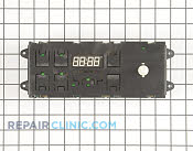 Oven Control Board - Part # 1009852 Mfg Part # 77001219