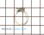 Hose Clamp - Part # 1011974 Mfg Part # 99002656
