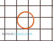 O-Ring - Part # 1012145 Mfg Part # 99002857