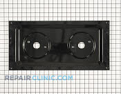 Burner Drip Pan - Part # 1014219 Mfg Part # 00219145