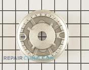 Surface Burner Base - Part # 1015084 Mfg Part # 316223300